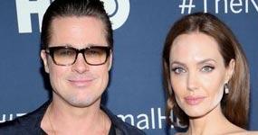 FYI: Angelina Jolie todavía odia a Brad Pitt