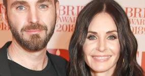 Courteney Cox casada con Johnny McDaid… de Corazón