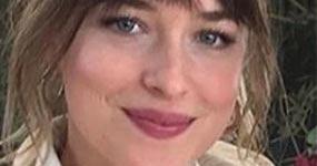 Dakota Johnson embarazada de Chris Martin??