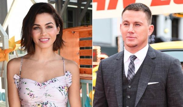 Ex de Channing Tatum, Jenna Dewan también sale con alguien