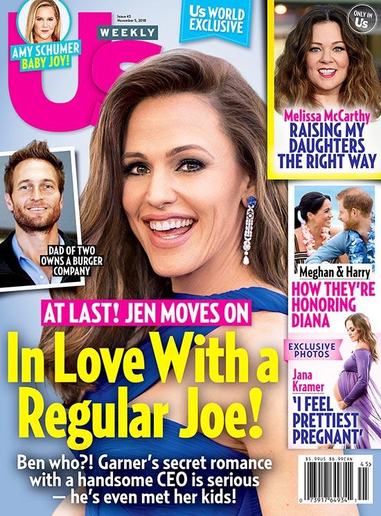 Jennifer Garner saliendo con John Miller, hombre de negocios (Us)