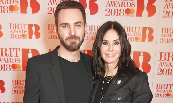 Courteney Cox casada con Johnny McDaid… de Corazón