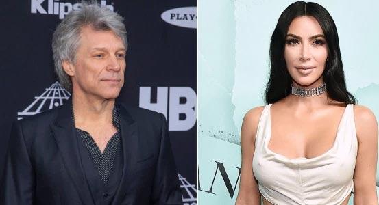 Jon Bon Jovi critica a Kim Kardashian - LMAO!