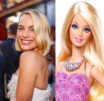 Margot Robbie podría ser Barbie!