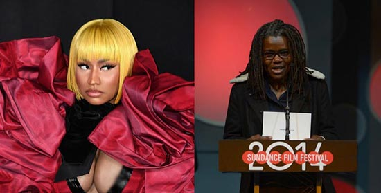 Tracy Champman demanda a Nicki Minaj por usar Baby I Can Hold You