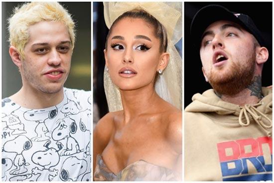 Muerte de Mac Miller afectó el compromiso de Ariana Grande y Pete