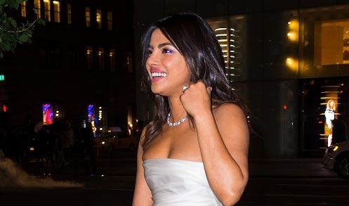 Priyanka Chopra celebró su despedida de soltera!