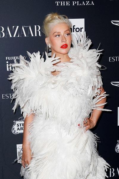 Christina Aguilera infeliz por su Liberation Tour?