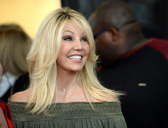 Demanda a Heather Locklear por golpear a paramédico