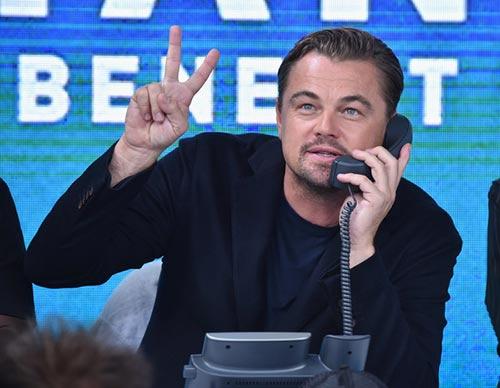 Leonardo DiCaprio celebró su cumple 44