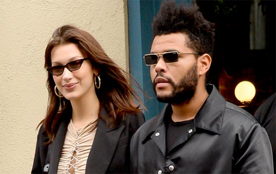The Weeknd y Bella Hadid se mudan juntos!