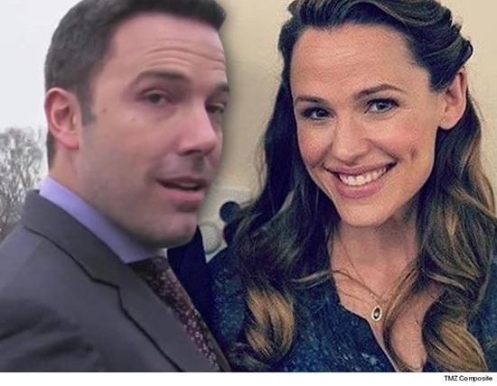 Ben Affleck y Jennifer Garner oficialmente divorciados