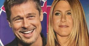 Chiste WTF de la semana: Conozcan al baby de Brad y Jen (Star)