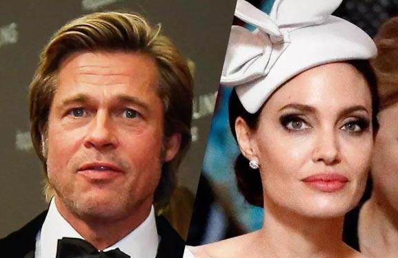 Angelina Jolie y Brad Pitt llegando a un acuerdo de custodia?