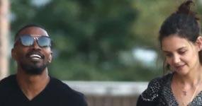 Katie Holmes y Jamie Foxx comprometidos?