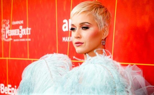Katy Perry, la Mejor Pagada de la Música – Forbes