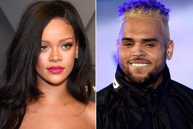 Rihanna y Chris Brown siguen en contacto. Really?