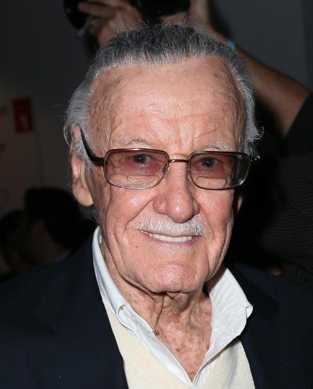 Murió Stan Lee, creador de Marvel Universe