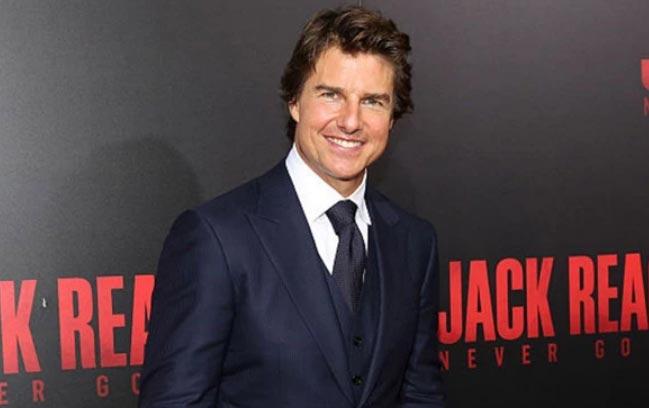 Tom Cruise muy bajito para volver como Jack Reacher