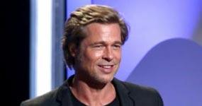 Brad Pitt celebró su cumpleaños 55 con sus hijos en casa