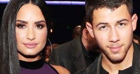 Demi Lovato molesta porque no la invitaron a la boda de Nick Jonas?