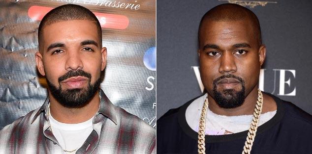 Drake con extra seguridad en su casa tras pelea con Kanye West