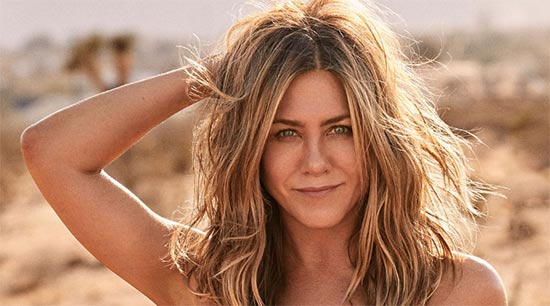 Jennifer Aniston y sus matrimonios (Elle)