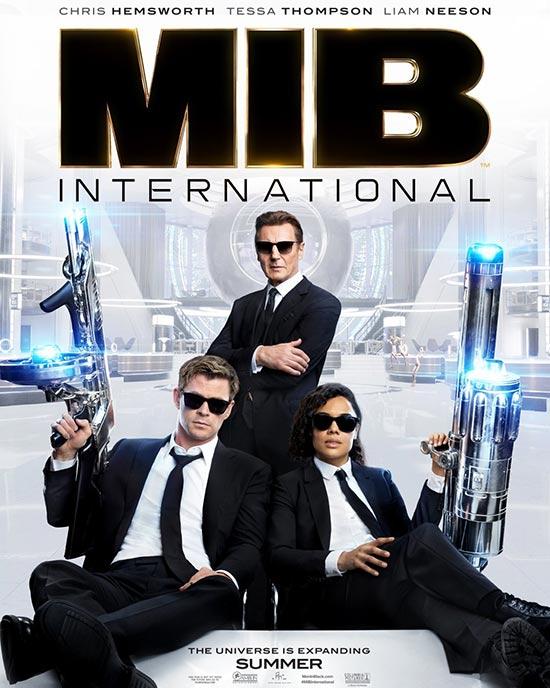 Hombres de Negro regresa con MIB International (Trailer)