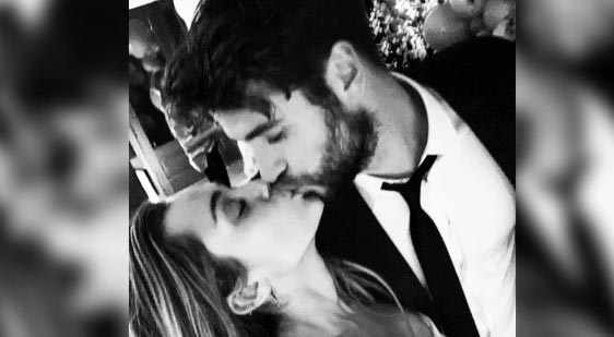 Miley Cyrus confirma boda con Liam Hemsworth? UPDATE!!
