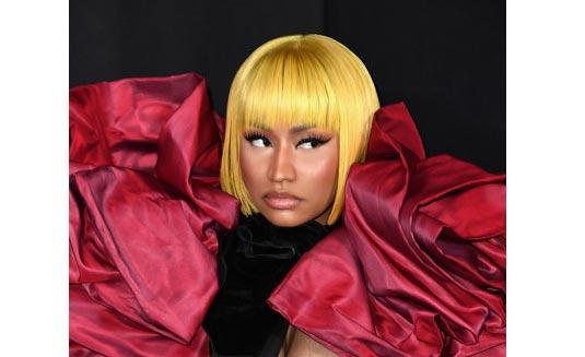 Nicki Minaj piensa en boda e hijos con su novio delincuente