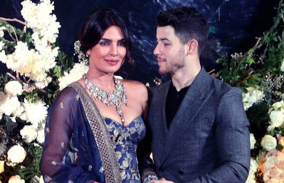 Priyanka y Nick Jonas: segunda recepción de boda en Mumbai