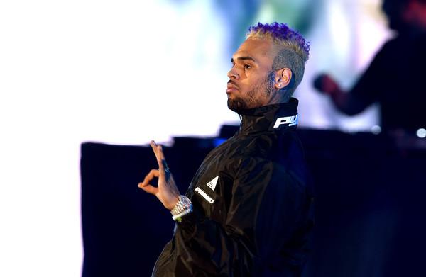 Chris Brown detenido en París por denuncia de violación UPDATE!