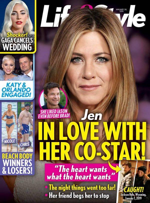 Jennifer Aniston enamorada de Jason Bateman (Life&Style)