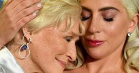 Lady Gaga empata con Glenn Close en los Critic's Choice Awards