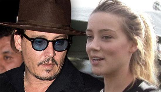 Johnny Depp presenta pruebas que jamás golpeó a Amber Heard