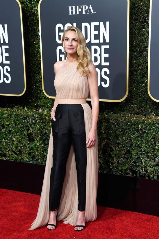 Red Carpet de los Golden Globes 2019