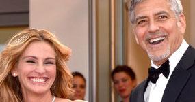 Julia Roberts deja a su esposo por George Clooney?