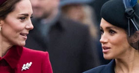 Kate Middleton y Meghan Markle atacadas en las redes sociales