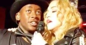 Madonna tiene trasero nuevo a lo KK