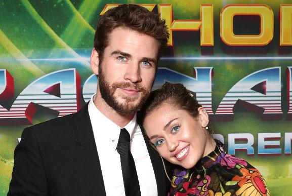 Miley Cyrus y Liam Hemsworth felices, quieren familia!