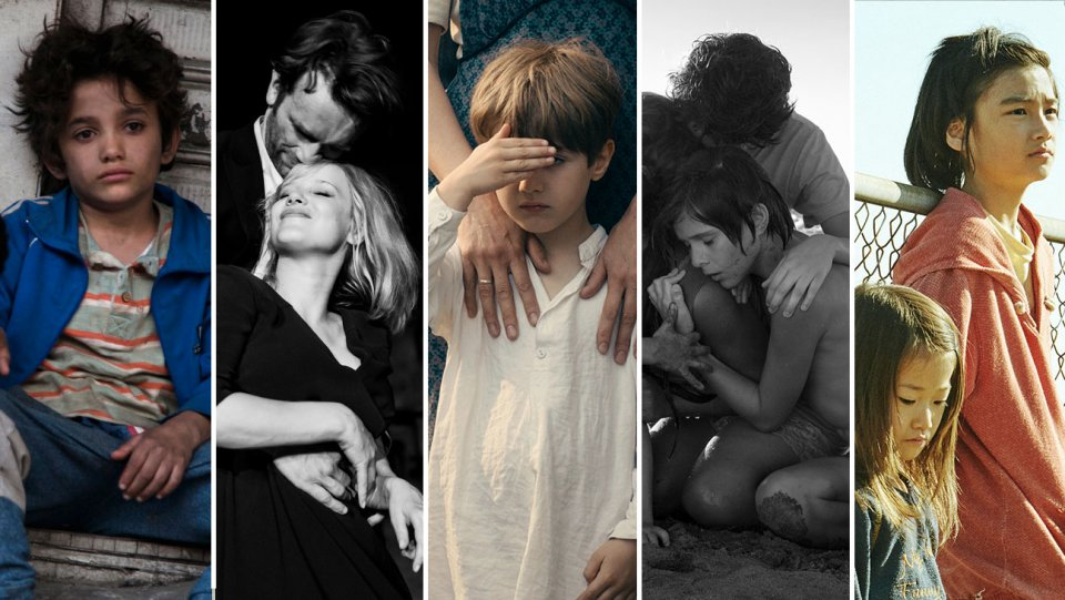 Nominaciones a los Oscars 2019 - Roma, Yalitza, Lady Gaga
