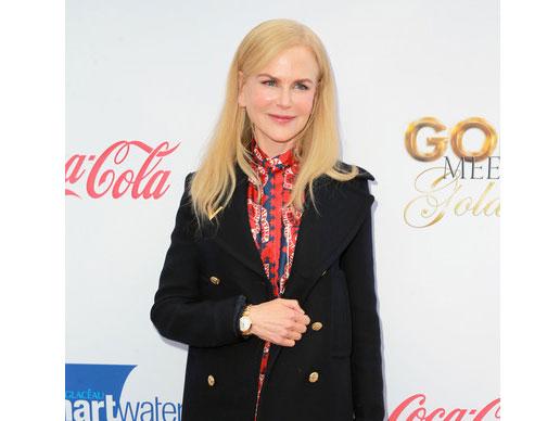 Nicole Kidman usa trucos de belleza creepy para no envejecer LOL!