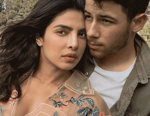Nick Jonas y Priyanka Chopra siguen celebrando su boda