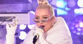 Christina Aguilera empieza residencia en Las Vegas The Xperience