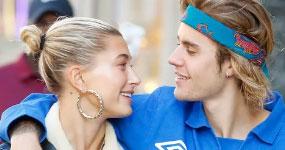 Justin Bieber y Hailey Baldwin sin apuro por boda religiosa