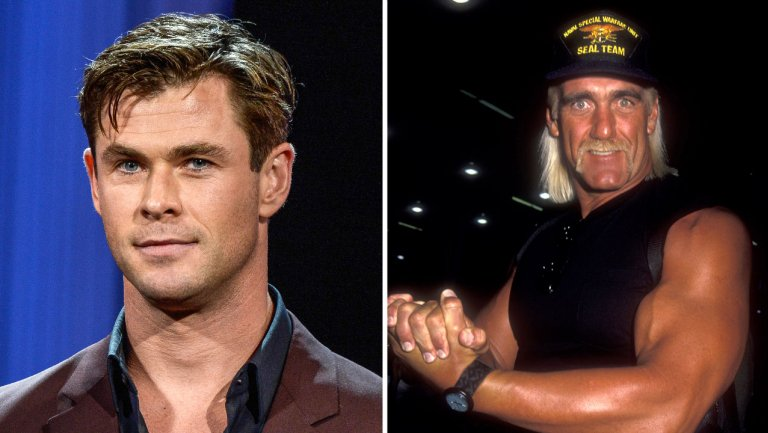 Chris Hemsworth será Hulk Hogan en una biopic