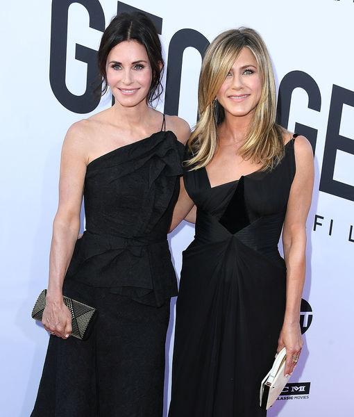 Qué le regaló Courteney Cox a Jennifer Aniston en su B-Day?