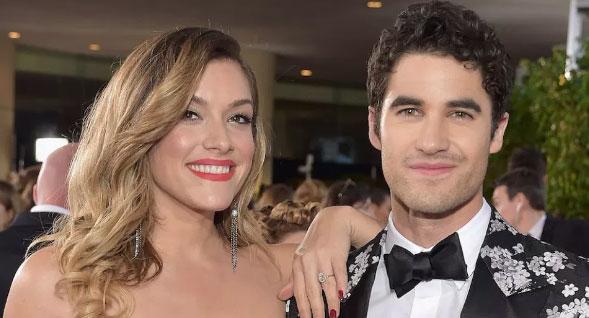 Darren Criss se casó con su novia Mia Swier!