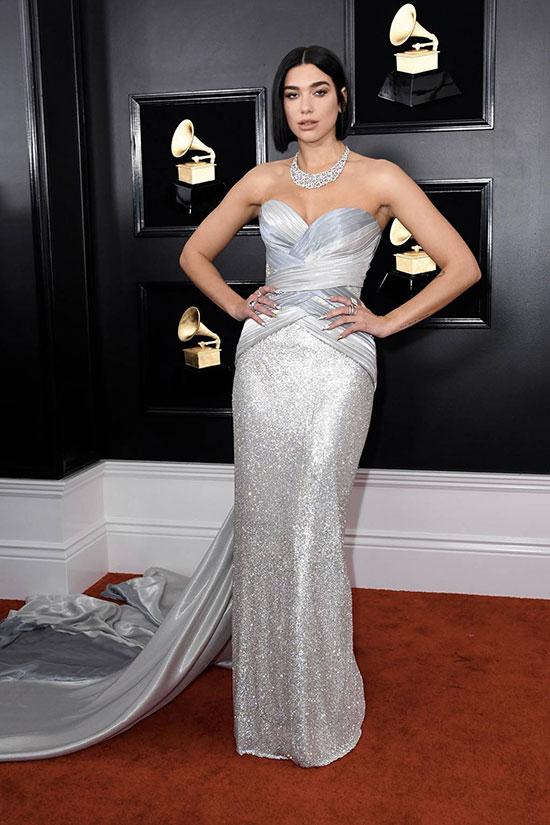 Mejor Vestidas Red Carpet Grammy 2019