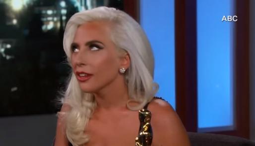 Lady Gaga niega rumores con Bradley Cooper. Fue un show! OK?